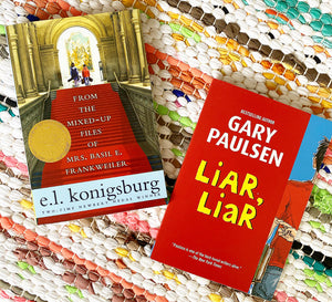 Liar, Liar + Mixed Up Files | Konigsburg,
