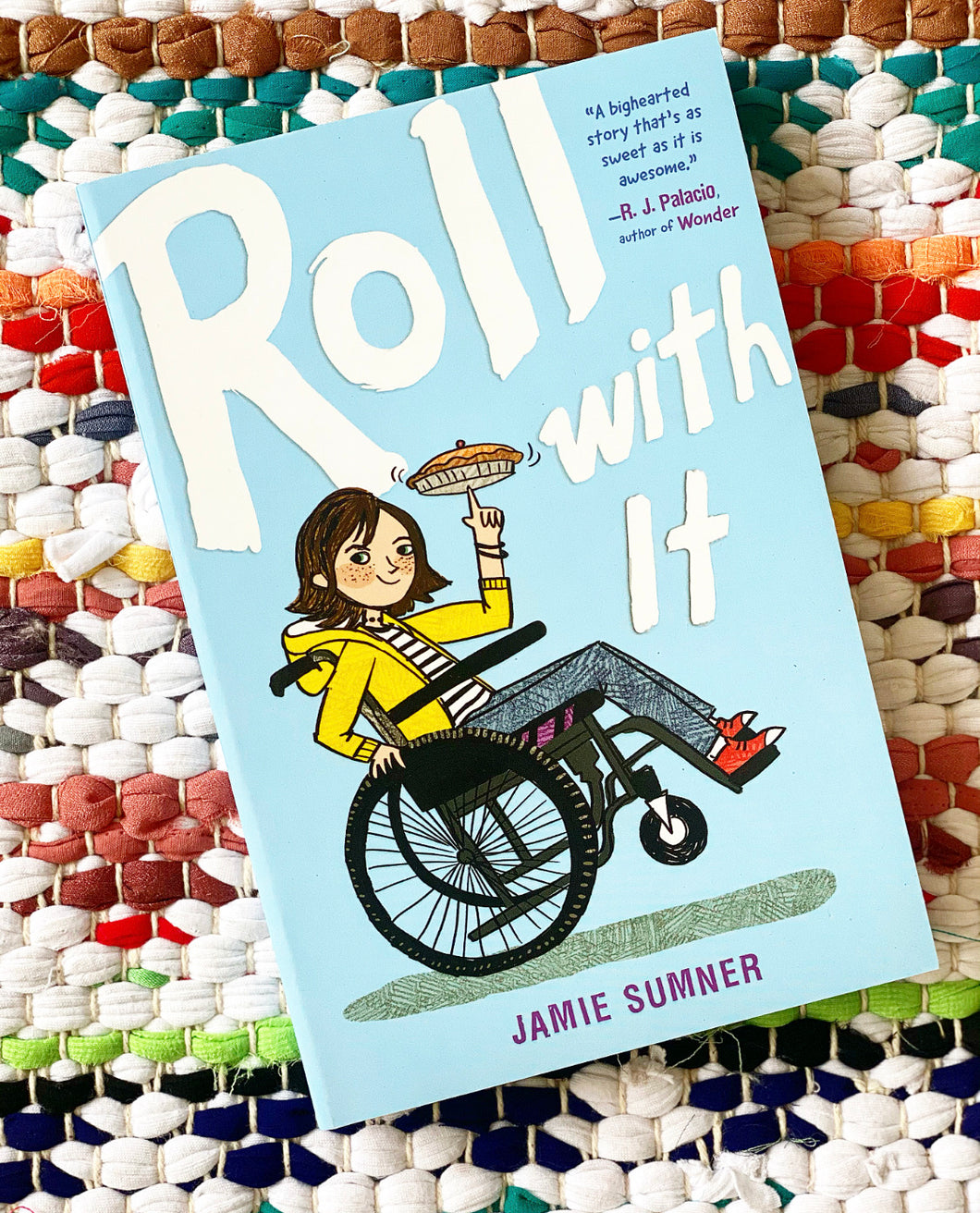 Roll With It | Jamie Sumner