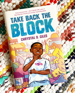 RENFROE SCHOOL EVENT: Take Back The Block | Giles
