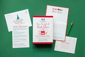 Santa Letter Writing Kit