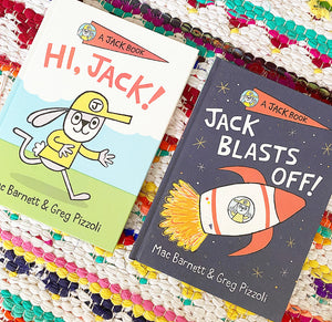 Hi Jack Series, set | Barnett