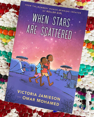 When Stars Are Scattered | Jamieson, Mohamed