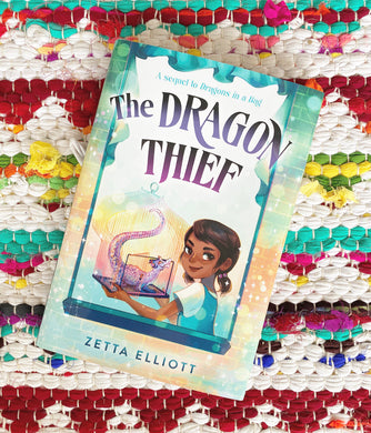Dragon Thief| Elliott