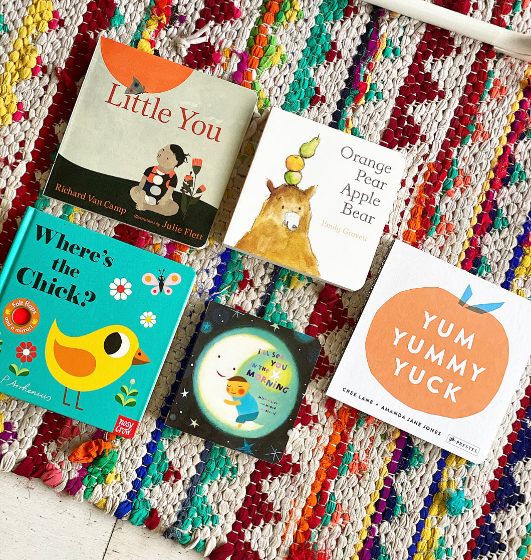 Favorite Board Book Bundle
