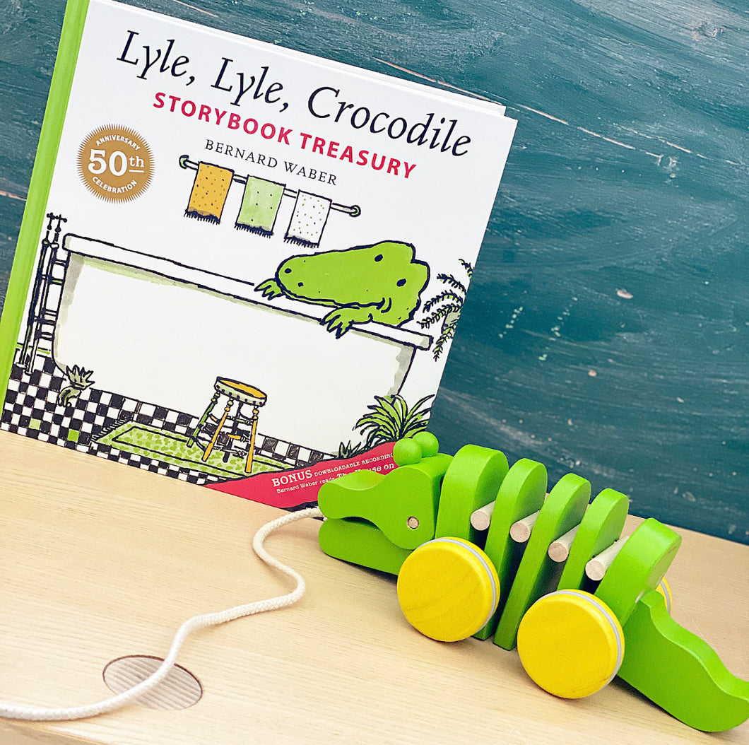 Crocodile Gift Set