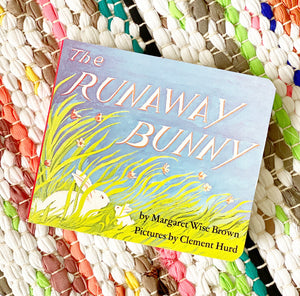The Runaway Bunny Board Book | Margaret Wise Brown