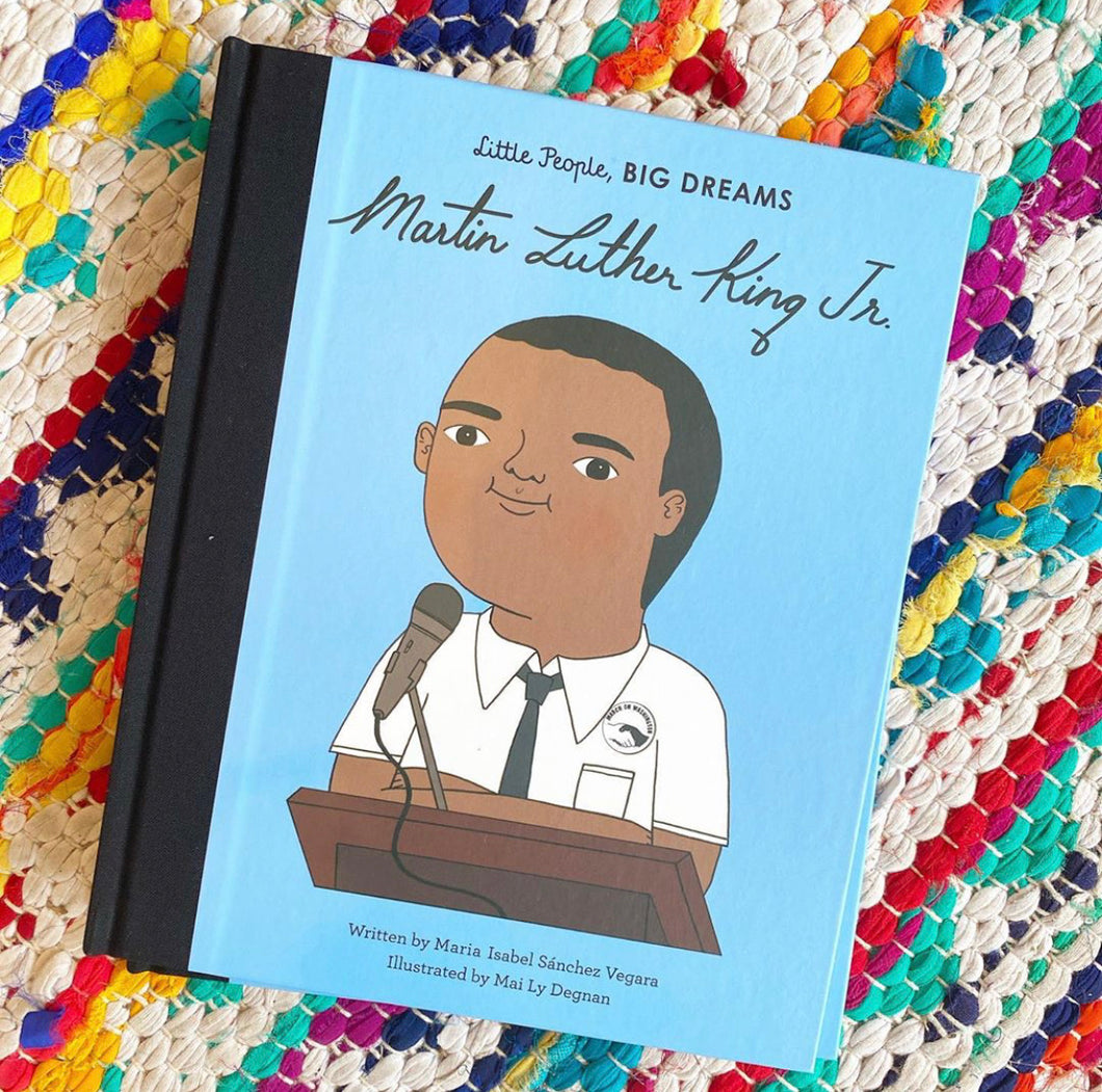 Little People Big Dreams: Martin Luther King Jr | Vegara