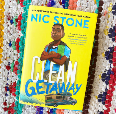 SIGNED COPIES Clean Getaway | Nic Stone