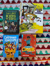 Book Bundle | Middle Grade Ages 8-12