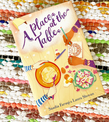 A Place at the Table | Saadia Faruqi, Laura Shovan