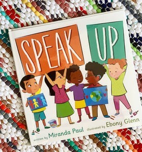 Speak Up | Miranda Paul