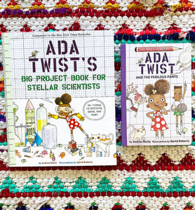 Ada Twist Gift Set | Chapter + Project Book