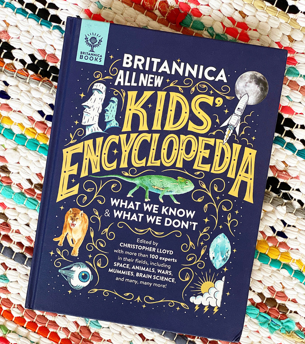 Britannica All New Kids' Encyclopedia: What We Know & What We Don't | Christopher Lloyd