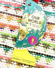 Our World: A First Book of Geography | Sue Lowell Gallion