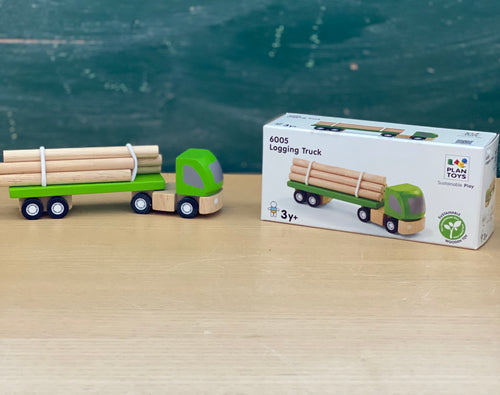 Mini Logging Truck | PlanToys