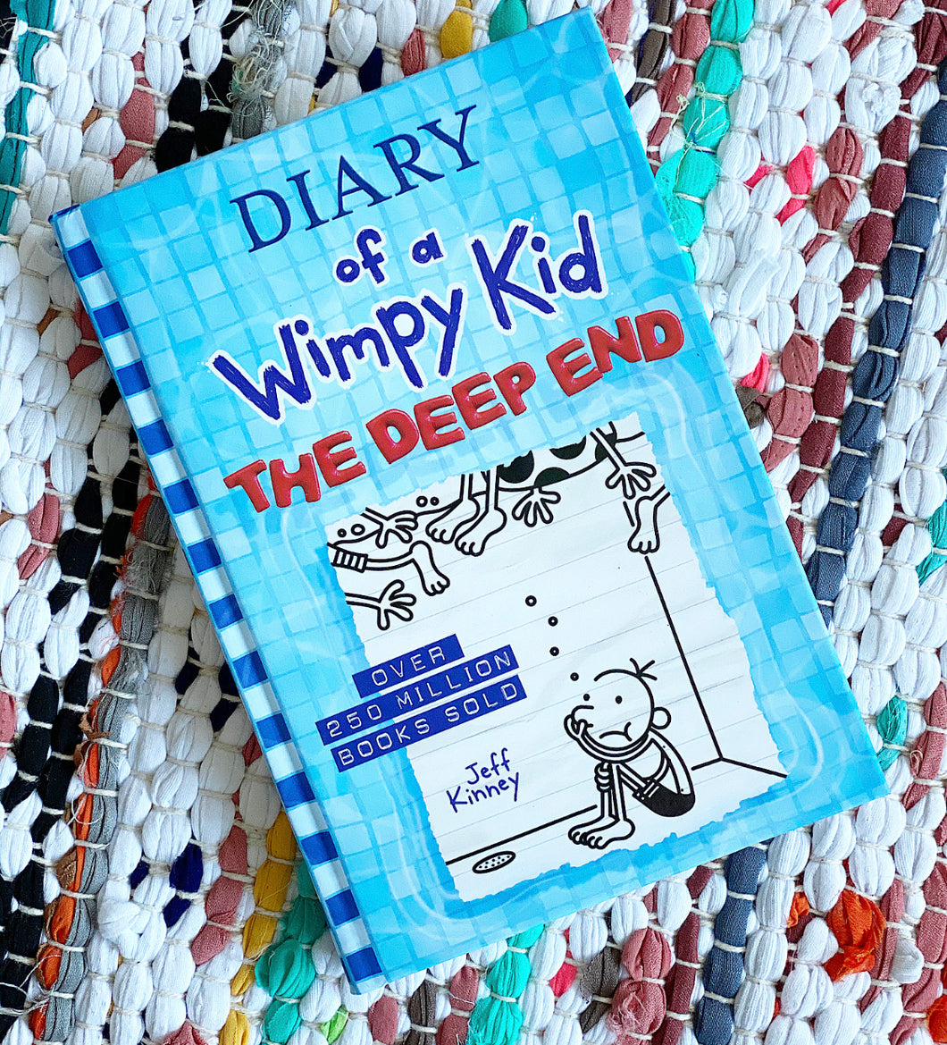 Diary of A Wimpy Kid,  The Deep End |Jeff Kinney