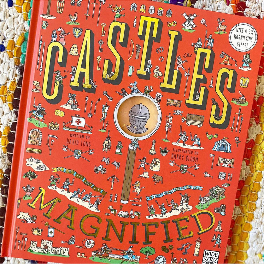 Castles Magnified | David Long
