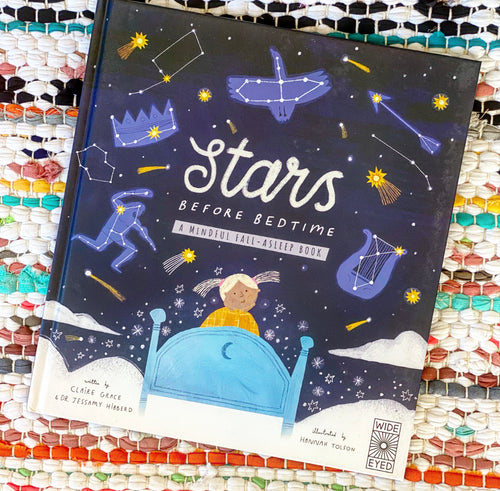 Stars Before Bedtime: A mindful fall-asleep book | Claire Grace