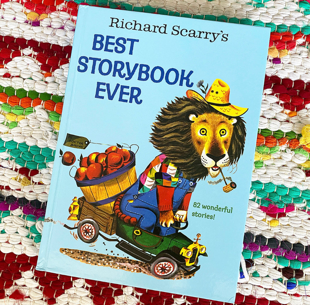 Best Storybook Ever | Scarry