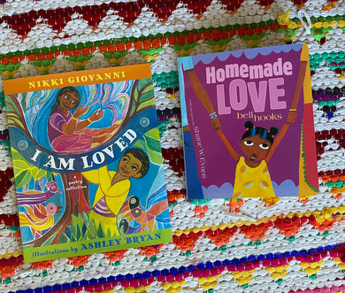 Giovanni + Bell Hooks Love Abounds Book Set