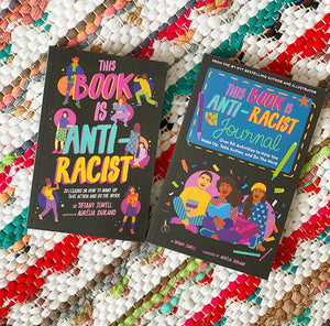 This Book Is Anti-Racist + Journal | Tiffany Jewell