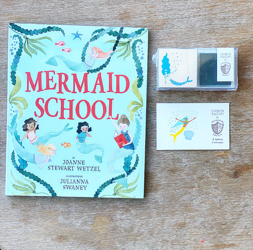 Mermaid gift Bundle | Swaney