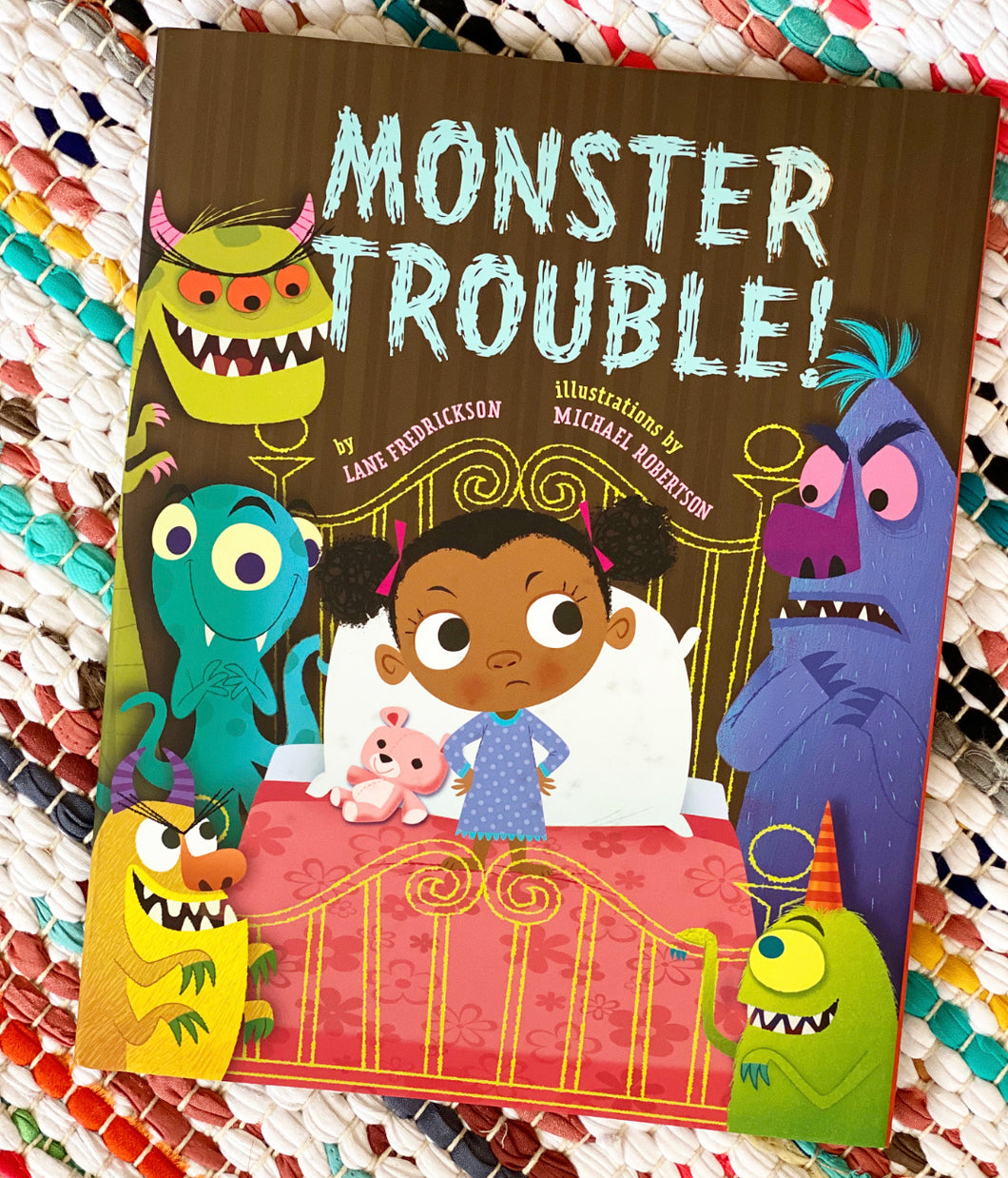 Monster Trouble! | Lane Fredrickson