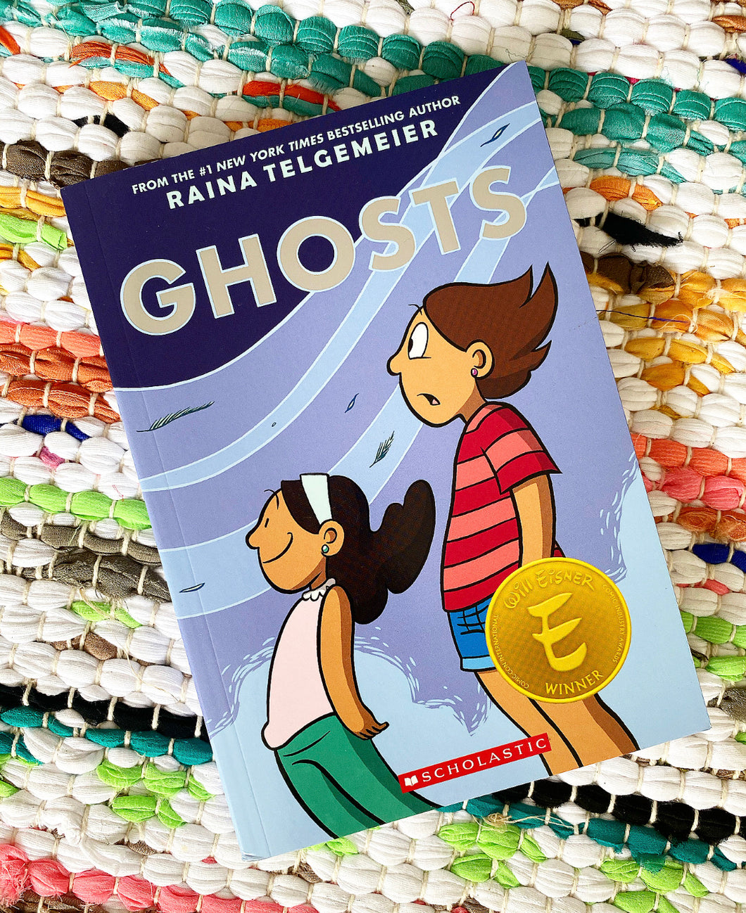 Ghosts | Raina Telgemeier