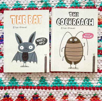 The Bat /The Cockroach | Elise Gravel