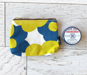 Coin Purse + Lip Tin