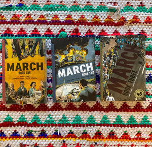 March Collection | graphic Novel by John Lewis