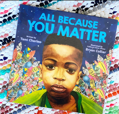 All Because You Matter | Tami Charles