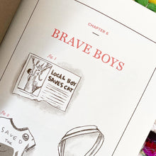 Boys: An illustrated Field Guide | Heather Ross