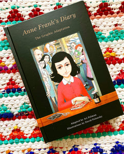 Anne Frank's Diary: The Graphic Adaptation Book | Ari Folman