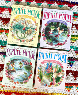 Sophie Mouse Book Bundle (Books 1-4)
