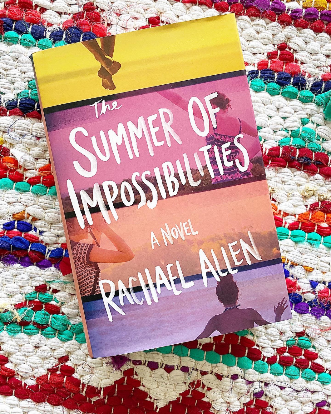 THE SUMMER OF IMPOSSIBILITIES | RACHAEL ALLEN