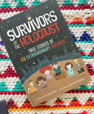 Survivors of the The Holocaust (hardcover) | Shackleton