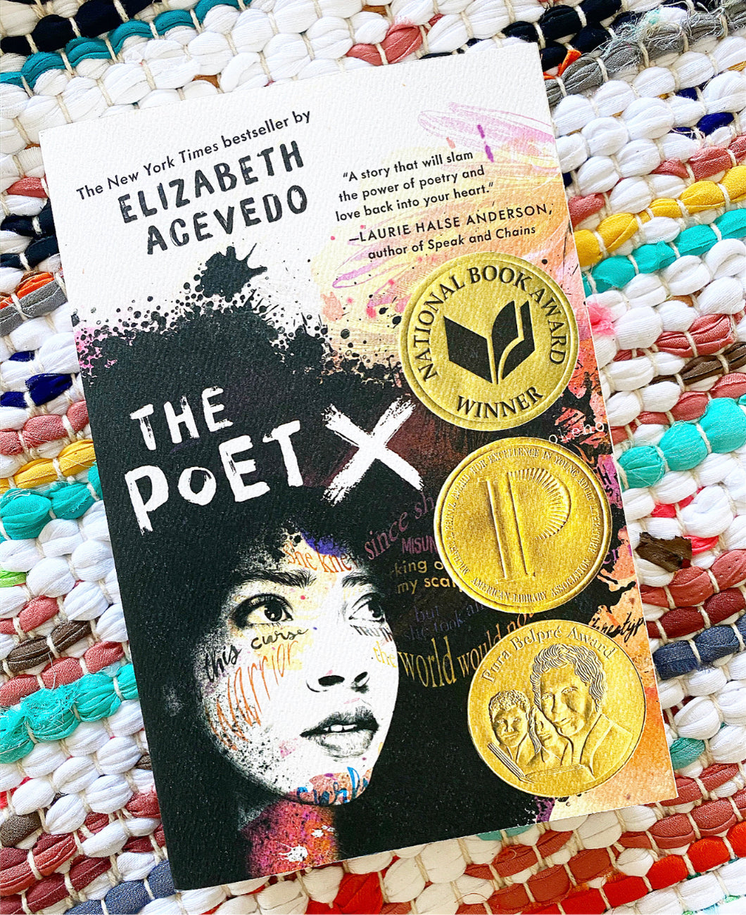 The Poet X Novel | Elizabeth Acevedo