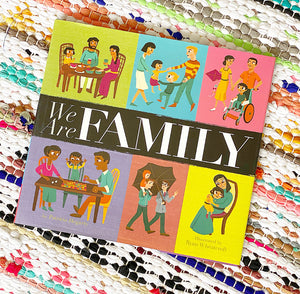 We Are Family | Patricia Hegarty