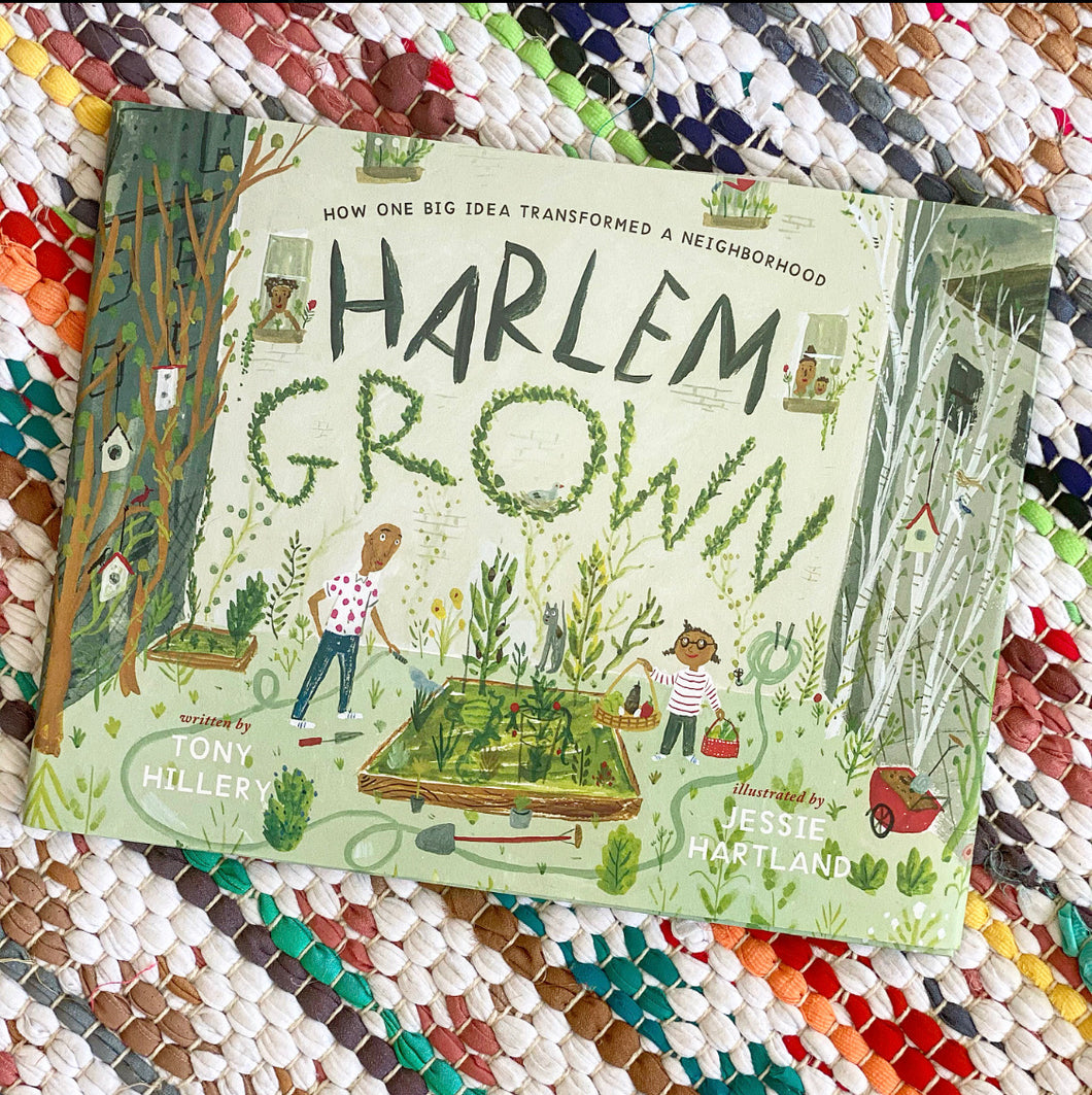 Harlem Grown: How One Big Idea Transformed a Neighborhood | Tony Hillery