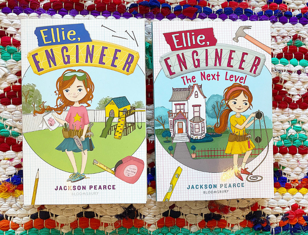Ellie Engineer Book Bundle