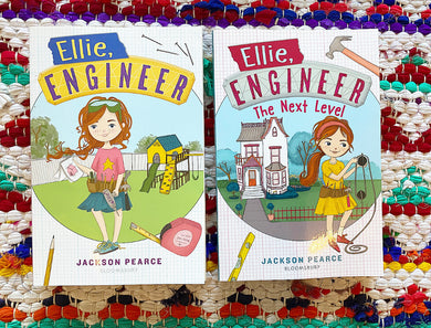 Ellie Engineer Set Book 1 + 2