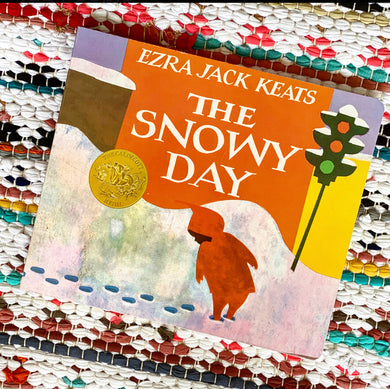 The Snowy Day (Board Book/Lap Book) | Ezra Jack Keats