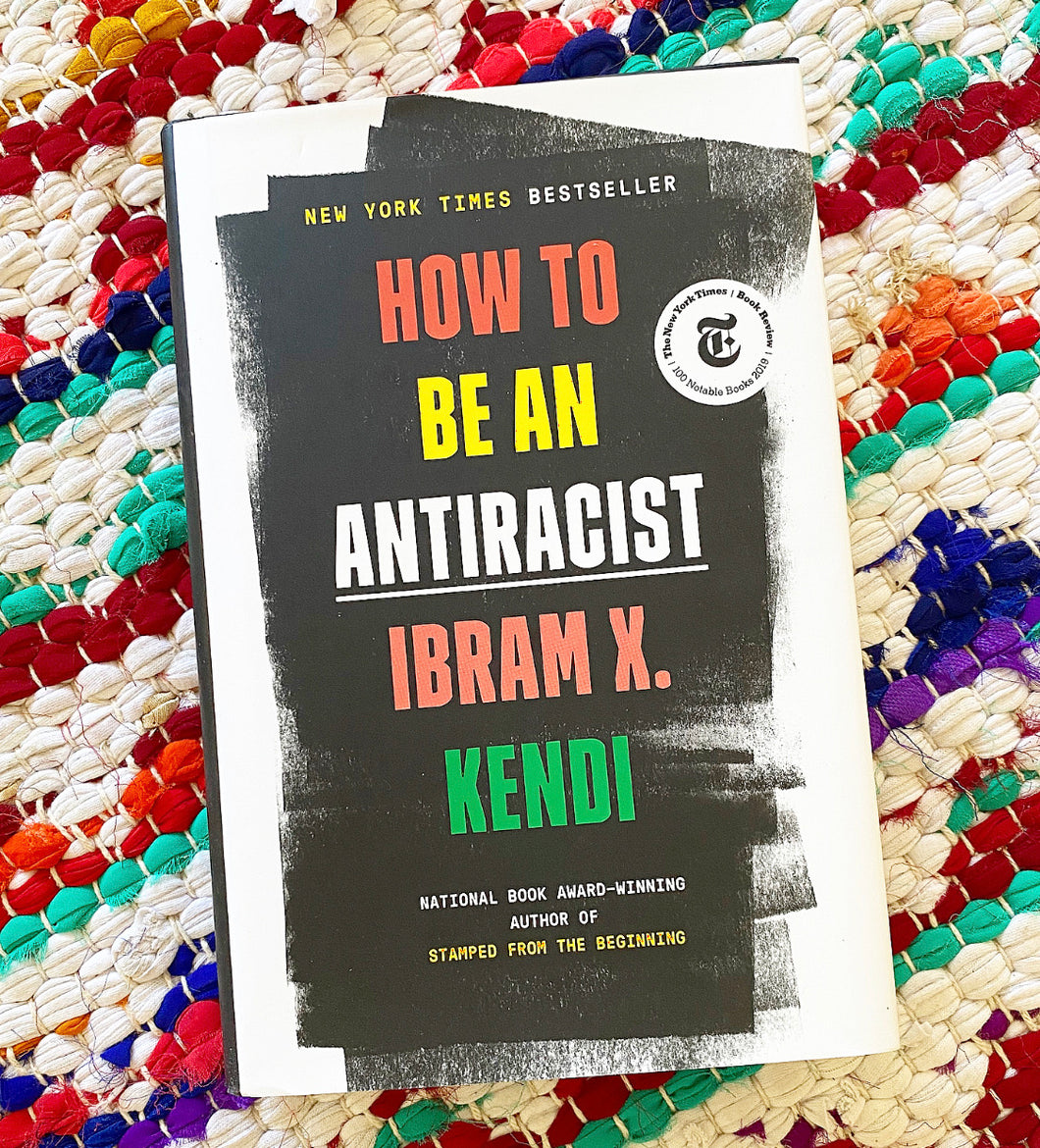 How to Be an Antiracist Book | Ibram X. Kendi
