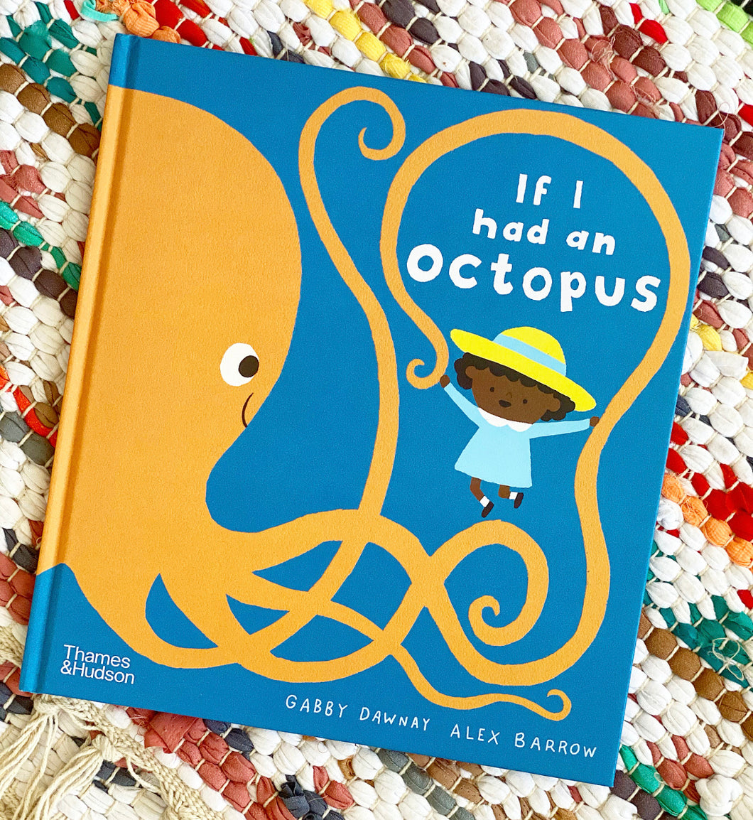 If I Had an Octopus | Gabby Dawnay