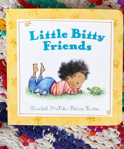 Little Bitty Friends | ELIZABETH MCPIKE