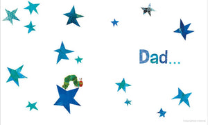 I 💚 Dad with The Very Hungry Caterpillar | Eric Carle