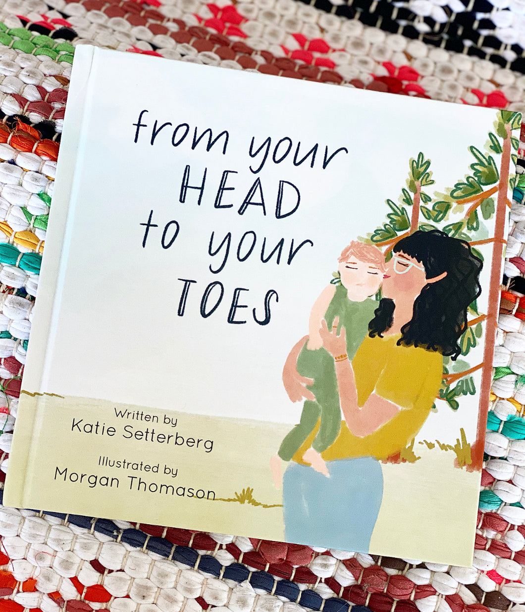 From Your Head to Your Toes | Setterberg