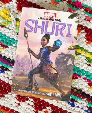 Shuri: A Black Panther Novel (Marvel) | Nic Stone