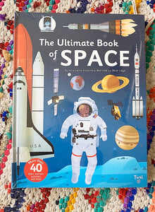 The Ultimate Book of Space | Anne Sophie Baumann